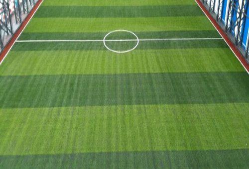 Futbol Sahası Yapımı