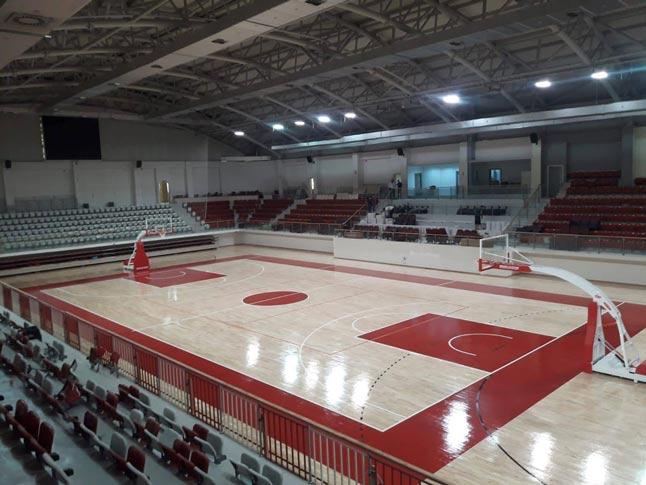 Kapalı Spor Salonu Yapımı